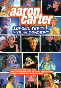 Aaron�s Party...Live In Concert!