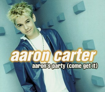 Aaron�s Party (Come Get It), Europe